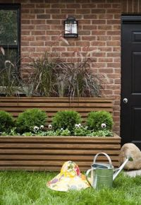 Photo Gallery: Front Yards With Curb Appeal | Planters ...
