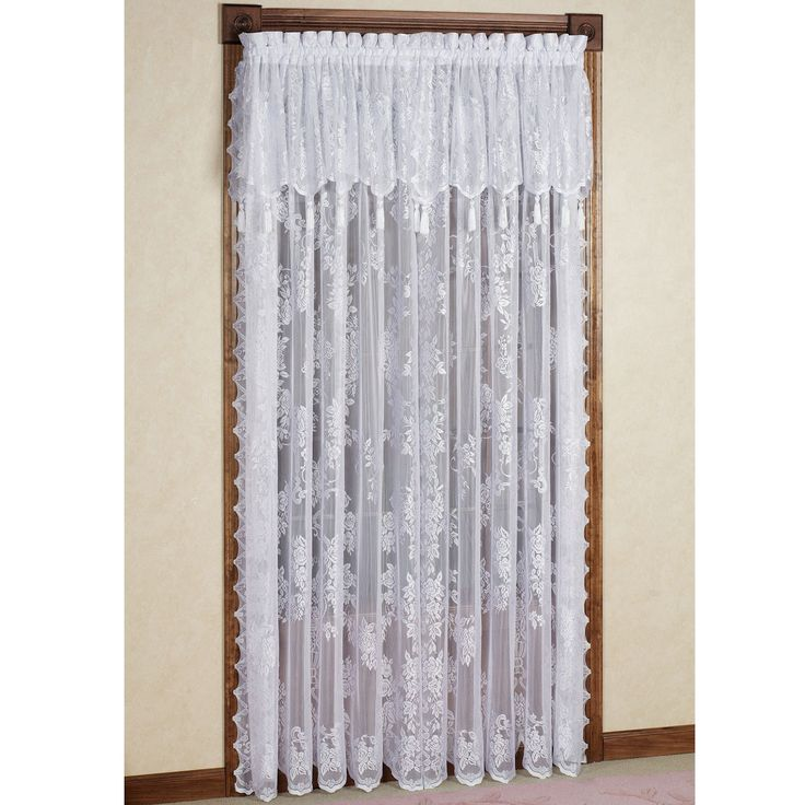 lace door panels for french doors  Panel Curtains Panel