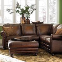 25+ best ideas about Leather Sectionals on Pinterest ...