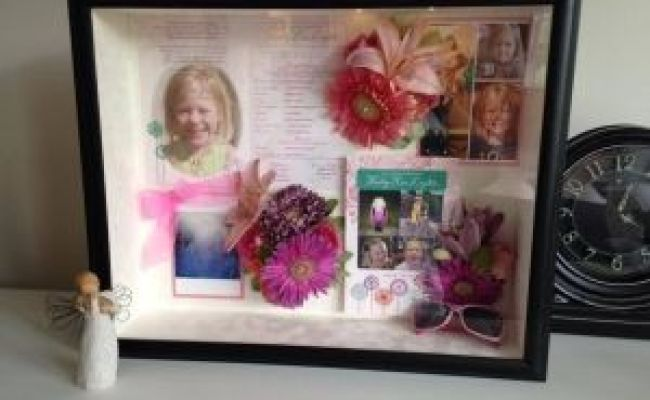 Preserved Flowers For A Memorial Gift Great Idea Instead