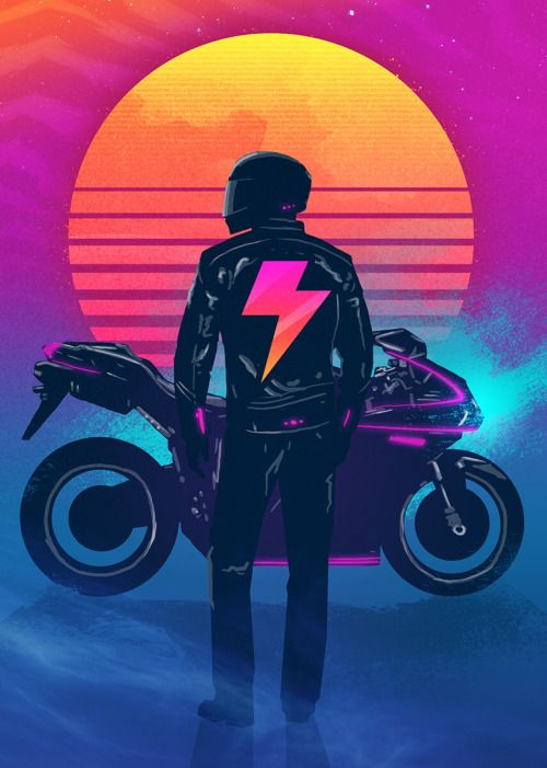 Nomad Iphone X Wallpaper 127 Best Images About New Retro Wave On Pinterest