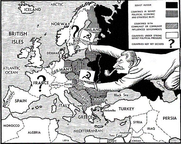 cold war propaganda cartoons image was created cartoon drawing 5 1
