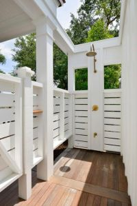 25+ best ideas about Outdoor shower enclosure on Pinterest ...