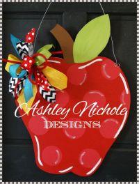 25+ best ideas about Apple wreath on Pinterest | Pumpkin ...