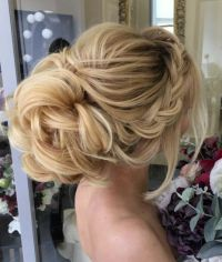 1000+ ideas about Side Bun Updo on Pinterest | Side Buns ...