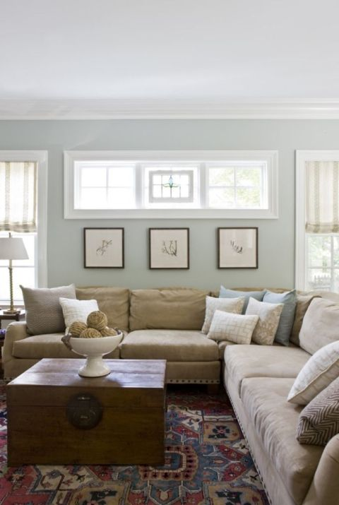 Benjamin Moore Paint Tranquility