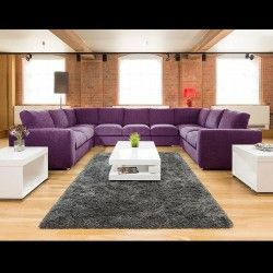 a rudin sofa 2859 single pull out bed modern home interior ideas 17 best about u shaped on pinterest 2513 2519