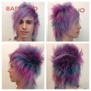 ideas funky haircuts