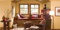 Love the colors for bedroom/living room.super cozy--behr ...