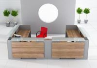 Exact reception desk (Two person reception area) | Ideas ...