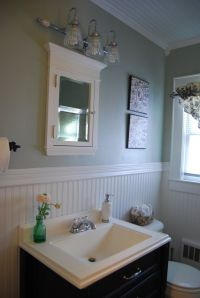11 best ideas about Beadboard Bathroom on Pinterest | Home ...