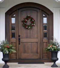 25+ best ideas about Wood front doors on Pinterest | Front ...