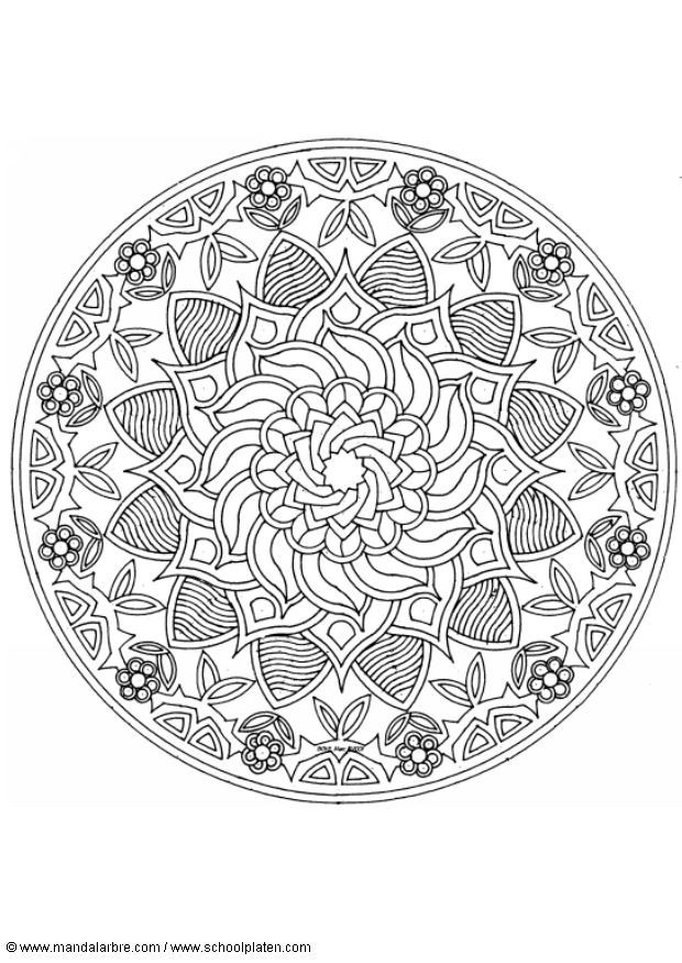 525 best images about Colouring plates for adults on