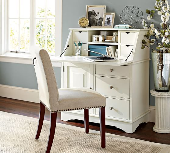 We do love a desk with great storage Graham Small Space
