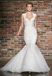 Alvina Valenta - Spring 2014 | Queen anne, Lace and Satin
