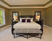two tone tray br | ceilings | Pinterest | Trey ceiling ...