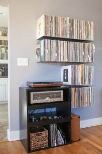 25+ best ideas about Record shelf on Pinterest | Record ...