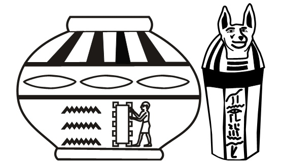 TECHNOMUMMY: Create Ancient Egyptian artifacts using