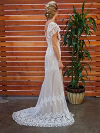 25+ best ideas about Cotton Wedding Dresses on Pinterest ...