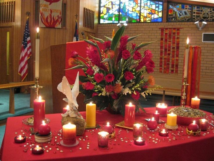 Church Pentecost Sunday Ideas
