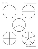 39 best images about Fractions on Pinterest