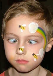 7 face painting