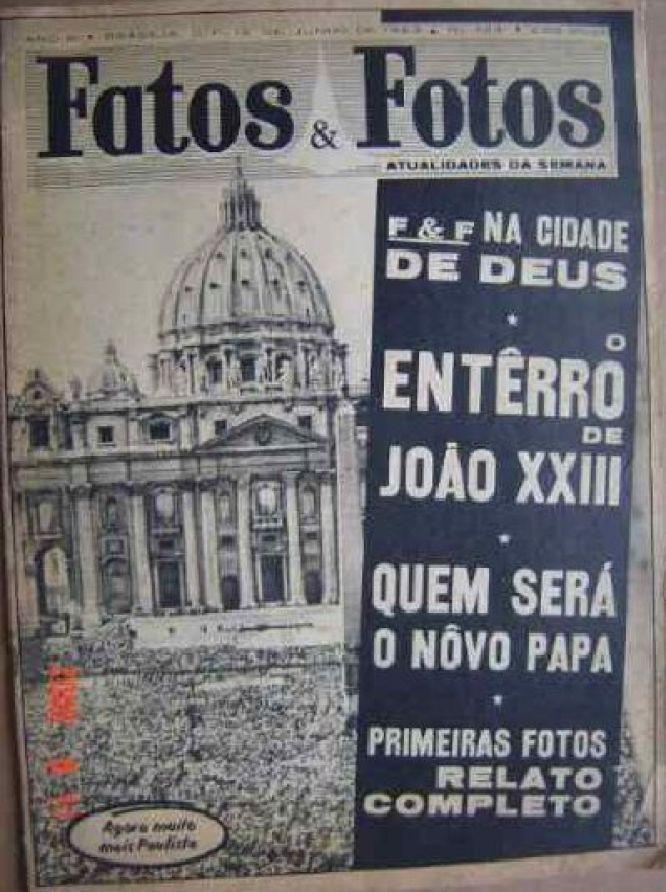 """Faleceu (câncer no estômago) em junho de 1963, não chegando a encerrar o Concílio, pelo qual tanto havia se empenhado. A morte do """"Bom Pastor"""" foi sentida até no mundo não-católico. http://www.anosdourados.blog.br/search/label/FATOS%20-%20PERSONALIDADES:"""