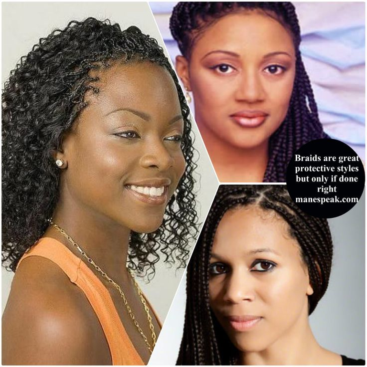 80 best images about MICRO BRAIDS on Pinterest