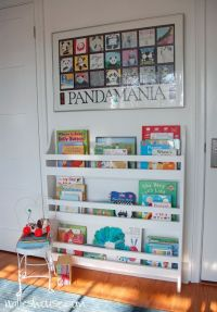 Nursery Book Shelf | Book Storage & Libraries | Pinterest