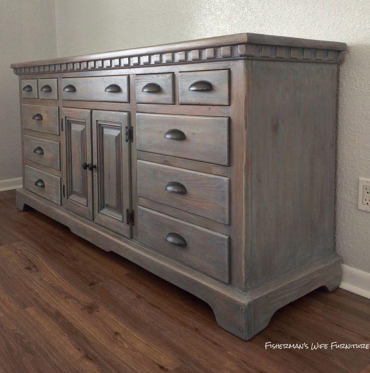 Top 25 best Antique white furniture ideas on Pinterest  Antique painted furniture Chalk paint