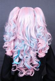cotton candy curls hair cuts