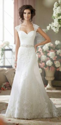 25+ best ideas about Cap sleeve wedding on Pinterest