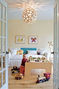 modern nursery lighting | Baby | Pinterest | Nursery ...