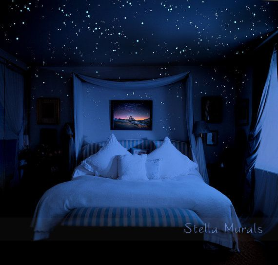 25+ best ideas about Ceiling stars on Pinterest