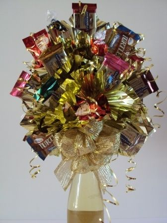 116 Best Images About DIY Wine Gift Basket Ideas On