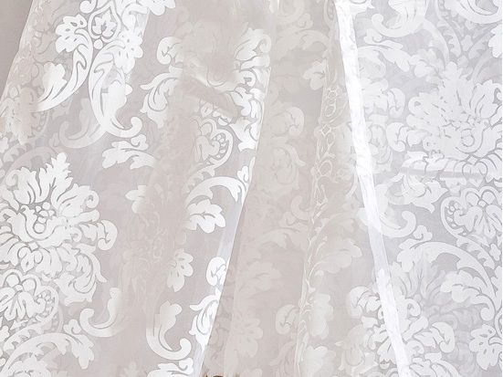 31 Best Images About Sheer Curtains On Pinterest Damask Curtains