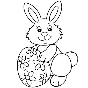 25+ best ideas about Free easter coloring pages on