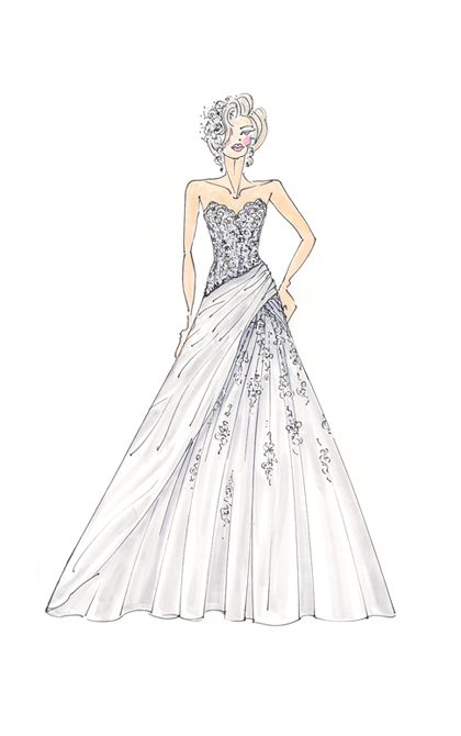 17 Best images about wedding dress guide on Pinterest