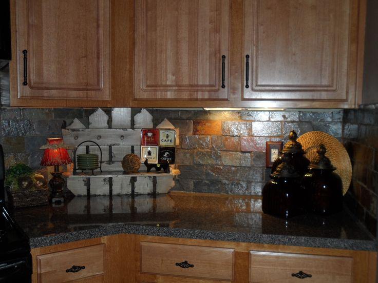 Kitchen Counter Decor  Home decor  Pinterest  Decor Kitchen counters and Kitchens