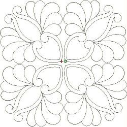 141 best images about MANDALAS RECTANGULARES on Pinterest