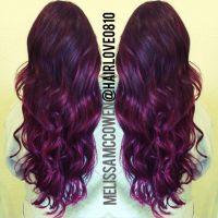 violet plum hair color formula violet plum hair color