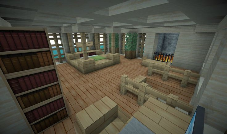 1000+ images about Minecraft Interior Design on Pinterest ...
