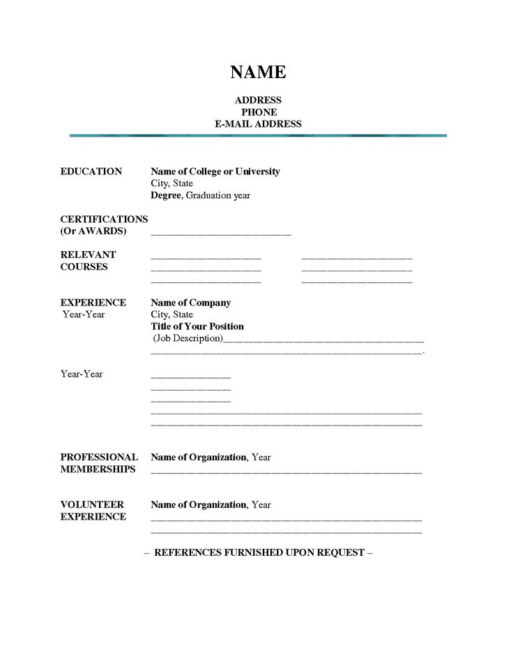 25 best ideas about Resume templates for students on Pinterest  Best interview tips Best