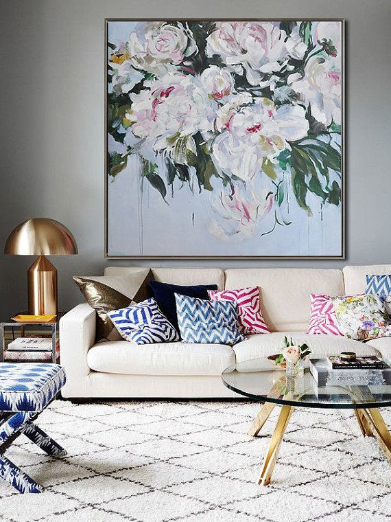 25 best ideas about Living room paintings on Pinterest
