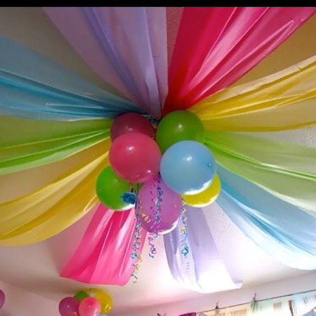 25 Best Ideas About Kids Birthday Decorations On Pinterest Kids