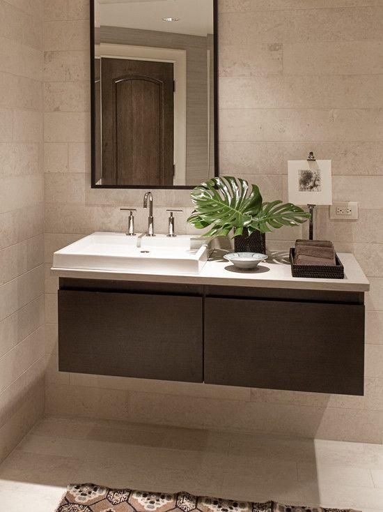 1000 ideas about Floating Bathroom Vanities on Pinterest