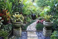 Balinese Inspired Garden | tropical gardens | Pinterest ...