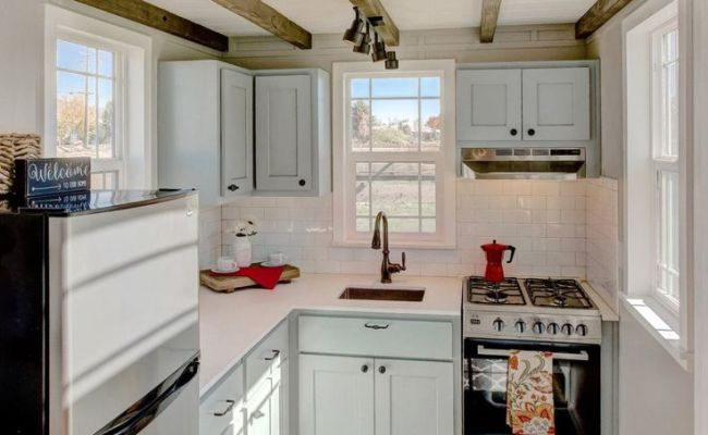 78 Best Images About Tiny House Kitchens On Pinterest
