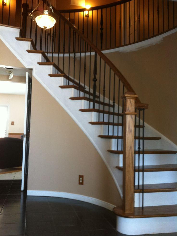 Square Railing Spindles