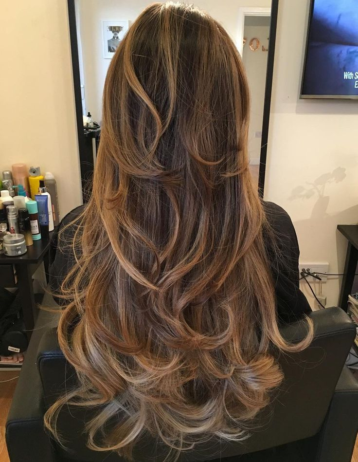 25 Best Ideas about Long Layered Haircuts on Pinterest  Long layered hair Layered hair and